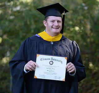 Jacob Daniel Wilson Graduates