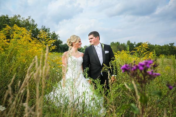 Brittany & Josh Wedding