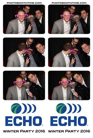 Echo 2016 photo booth