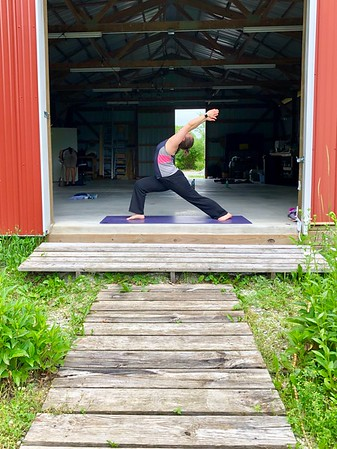 Yoga in Nature Retreat