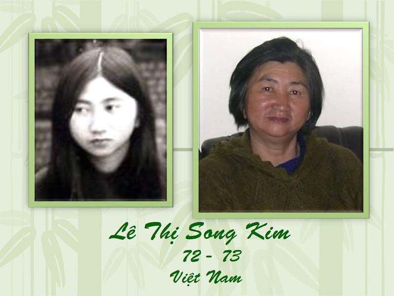 Lê Thị Song Kim
