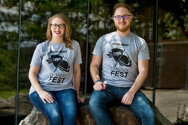Sci Fi Fest Shirts