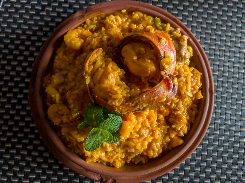 trinidad la marinera restaurant paella.jpg
