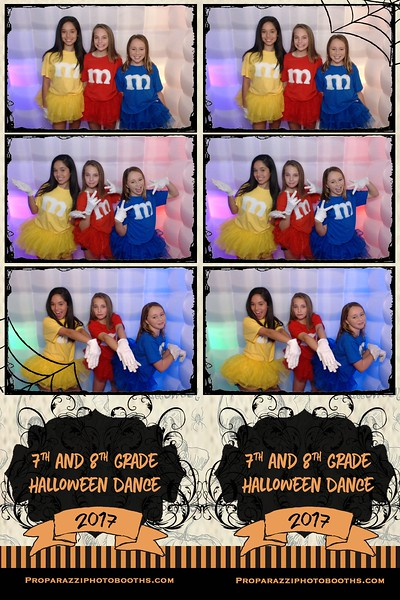 7th and 8th grade Halloween Dance