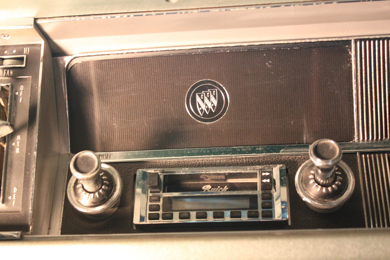 Old custom autosound stereo