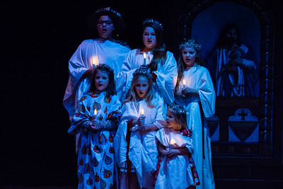 2015 The Best Christmas Pageant Ever