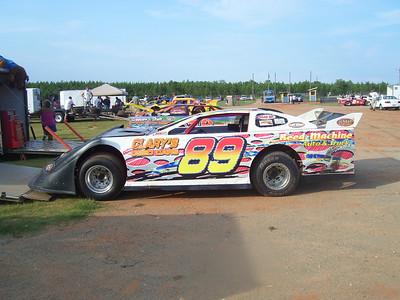 Clarys Speedway 8/2/08