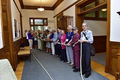 Reunion 2018 - 1958 Class Photo & Bell Ringing