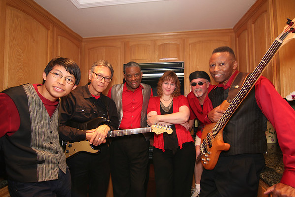 Darrell Edwards & the Heavy Weather Band