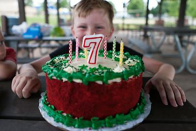 Kyles 7th Birthday