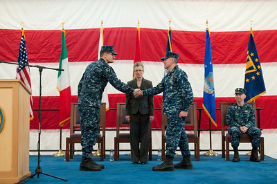 DLA_Change of Command_2014