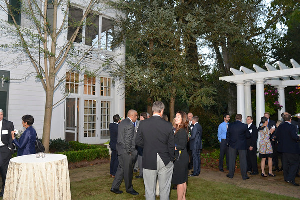 CRE Presents Charlotte's Emergence as a 24 Hour City at The Duke Mansion