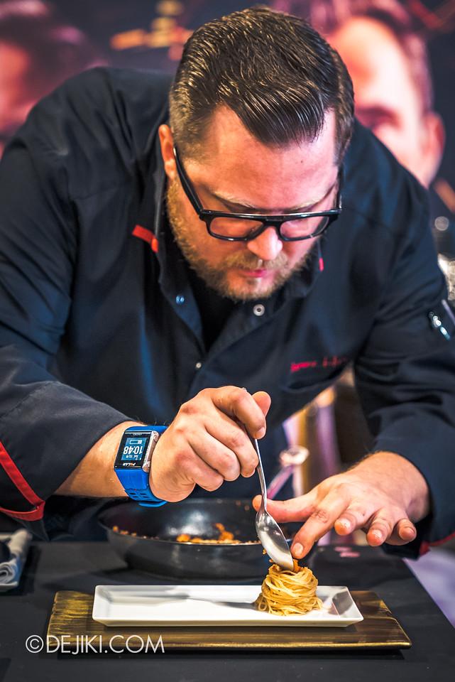 Resorts World Sentosa - RWS Street Eats Showdown - Chef Lorenz Hoja from L'Atelier de Joël Robuchon
