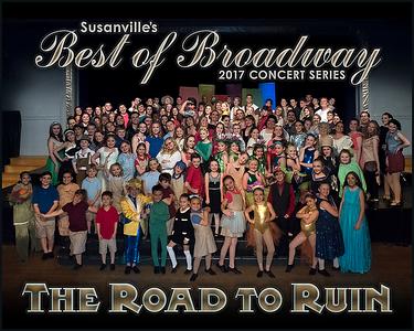2017 Best of Broadway Dress Rehearsal