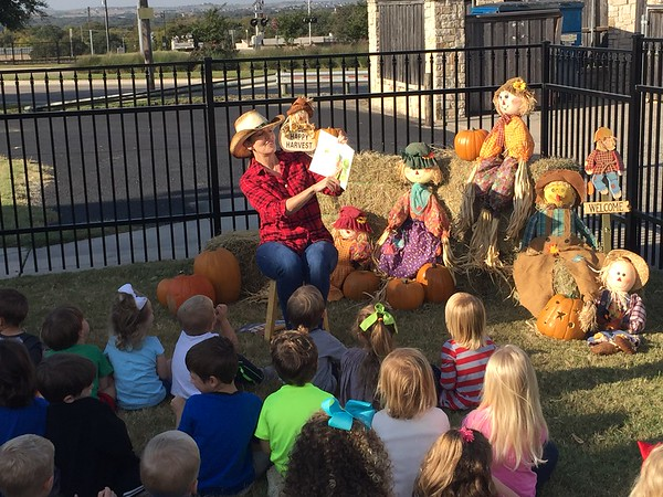 Lil' Cats Pumpkin Patch Day 2017