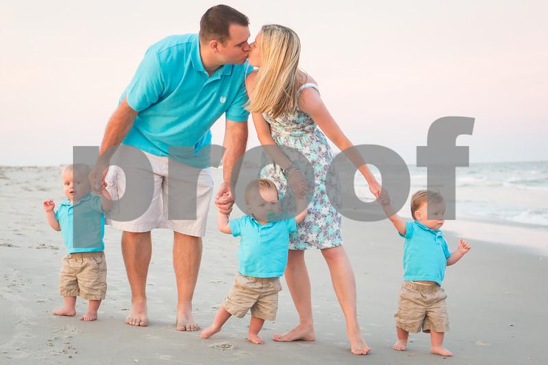 Martino Family Beach Portraits