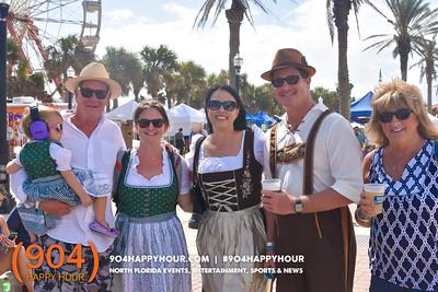Saturday @ Beaches Oktoberfest