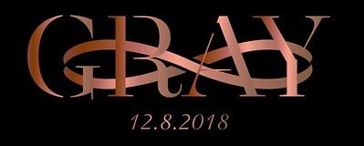 Gray Vow Renewal (12.8.18)