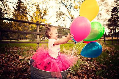 Ryleigh| first birthday
