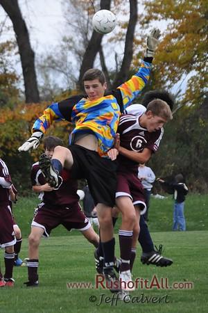 PFMS Soccer v. OLV 20091009