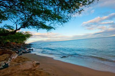 West Coast of Maui Near Kapalua