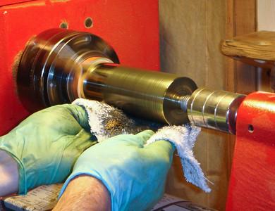 Polishing Weight Shells