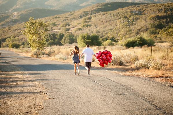 Lyndsey + Dallan [Engaged]