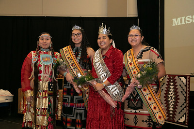Miss Native Dixie State Pagent 2020