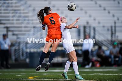 Girls Soccer: Briar Woods vs Stone Bridge 4.30.2018 (by Mike Walgren)