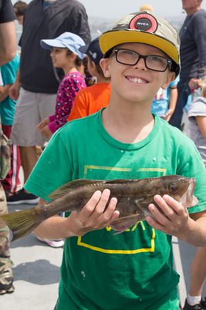 Dads & Kids Fishing Trip - 06.21.16