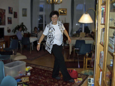 Susanna feiert den 55er !