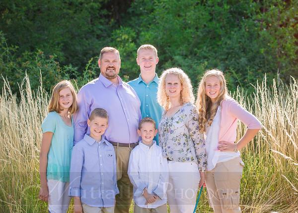 Heideman Family 2016
