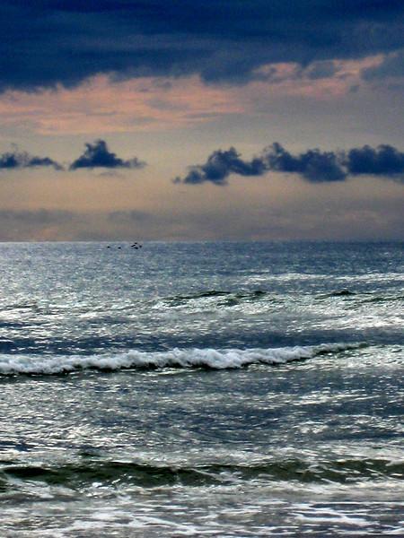 Atlantic Storm Clouds