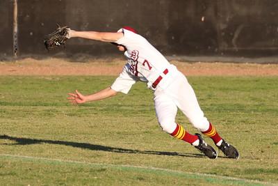 Baseball 1/26 vs WLA
