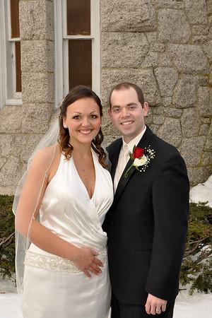 Melissa & Andrew - 1/1/2011