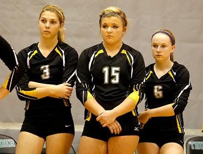 20131028 - Richmond-Burton Harvard Volleyball (KG)