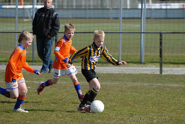 ONS F1 - Frisia F3 (4-1)