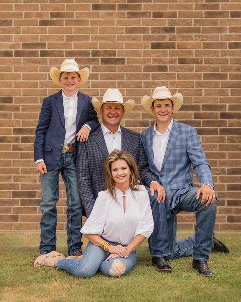 Corman Family summer 2021