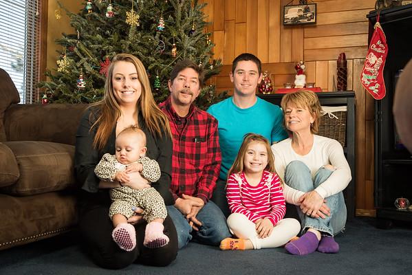 Ekstrom Family - Christmas 2016