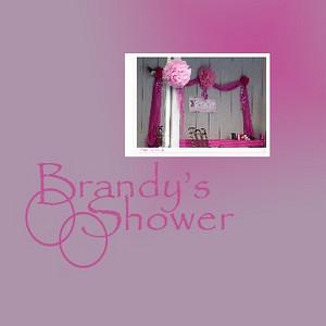 Brandy's Shower