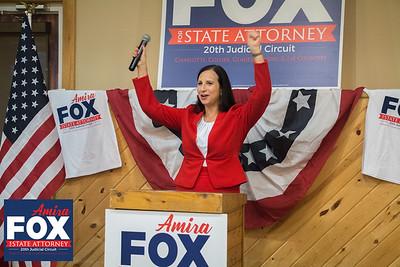 Amira Fox Campaign Kick-Off (Charlotte)