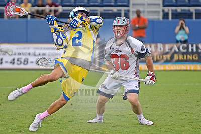 5/10/2018 - Boston Cannons vs. Florida Launch - FAU Stadium at Florida Atlantic University, Boca Raton, FL