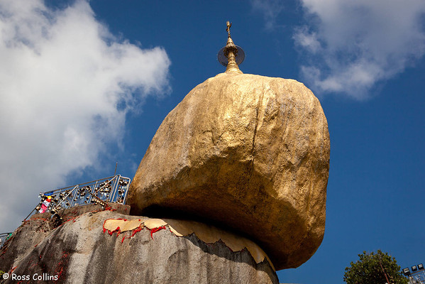 Golden Rock, Mt Kyaiktiyo