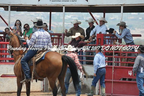 Sierra County 6-23-13 Saddlebronc