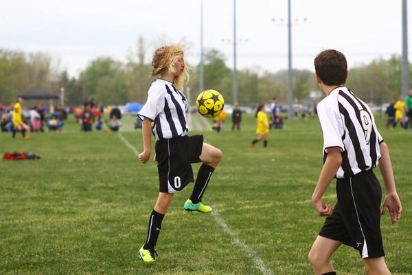 2014 KV Eagles vs FC Ripley