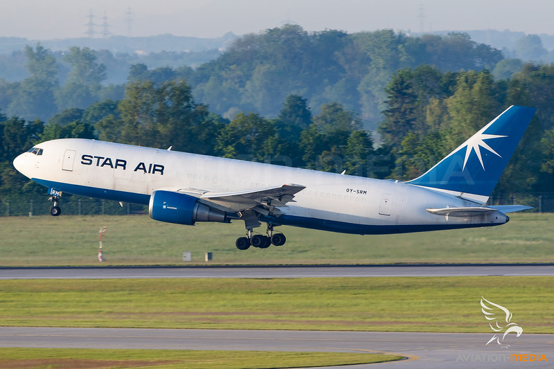 Star Air / Boeing 767-200 / OY-SRM