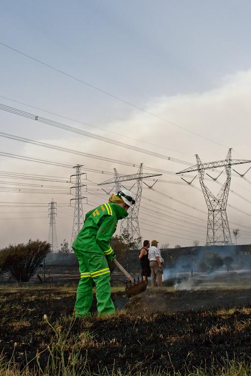Cranbourne North Fire-0320