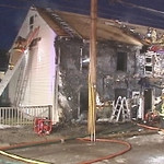 NESQUEHONING STRUCTURE FIRE 1-1-09