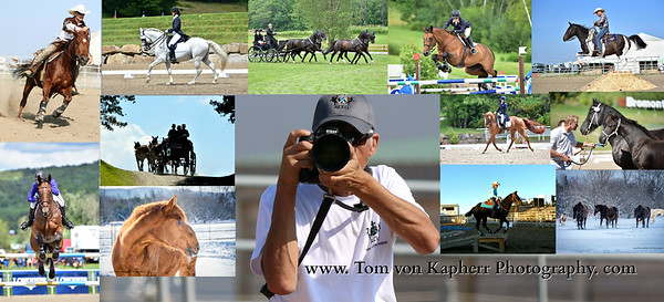 Contact Tom von Kapherr Photography