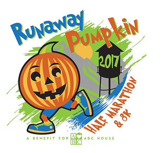 2017 Runaway Pumpkin Half Marathon & 8K